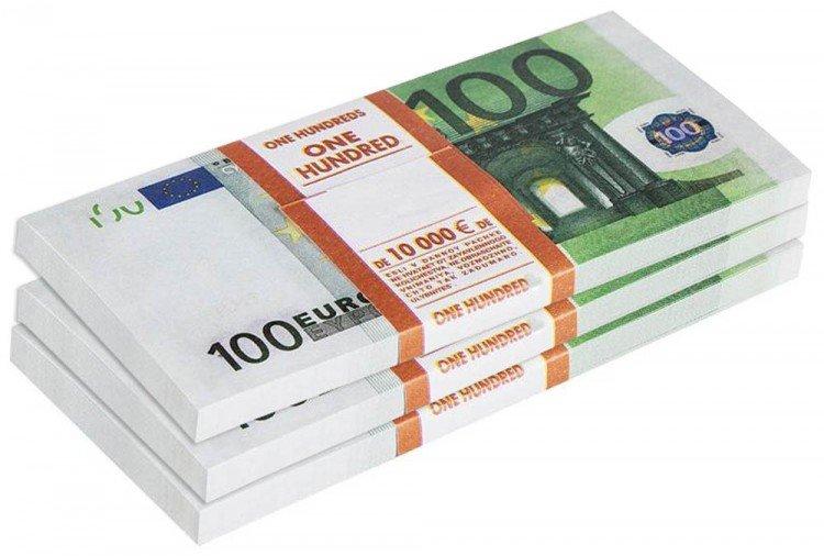 Картинка пачка евро