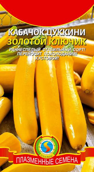 зависимости вида кабачок цуккини золотой ключик отзывы фото некоторые